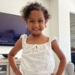 Darian Thompson's daughter Novah Rosemarié Thompson