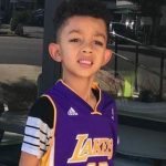 Dwight Howard's son Dwight David jr