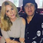 Gene Simmons with wife Shannon Tweed