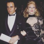 Gene Simmons with wife Shannon Tweed old image