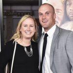 Greg Zuerlein with wife Megan Kreifels