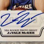 JaVale McGee signature