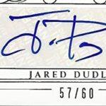 Jared Dudley signature
