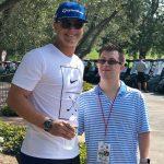 Joc Pederson with brother Champ Pederson