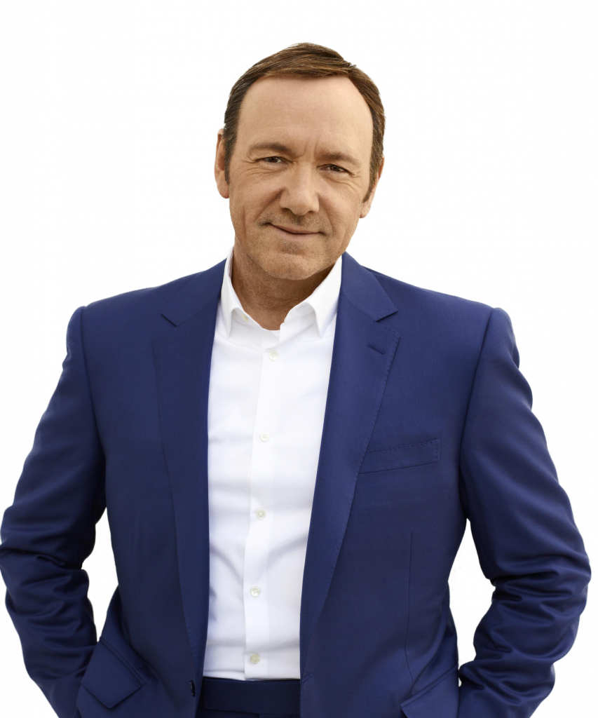Kevin Spacey transparent background png image