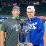 Matt Beaty with brother Kyle Beaty