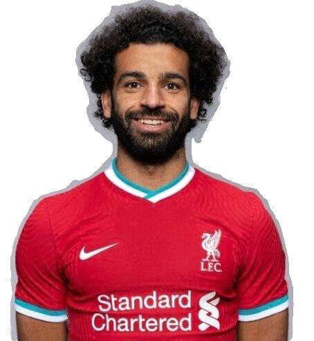 Mohamed Salah transparent background png image