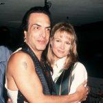 Paul Stanley with ex-wife Pamela Bowen