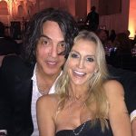 Paul Stanley with wife Erin Sutton