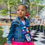 Serena Williams daughter Alexis Olympia Ohanian Jr
