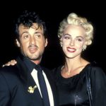 Sylvester Stallone with ex-wife Brigitte Nielsen
