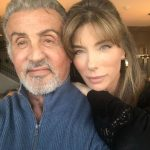 Sylvester Stallone with wife Jennifer Flavin Stallone