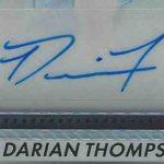 darian Thompson signature