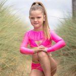 Ben Stokes's daughter Libby Stokes