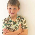 Ben Stokes's son Layton Stokes