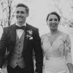 Chris Woakes with his wife Amie Louise Woakes image
