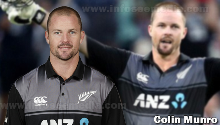 Colin Munro featured image