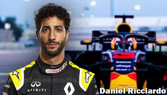 Daniel Ricciardo featured image