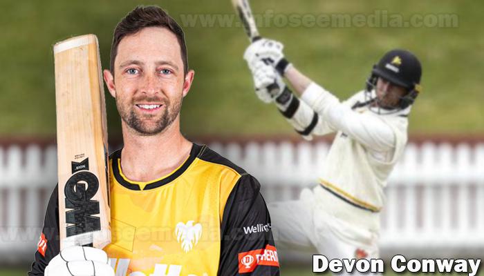 Devon Conway featured image