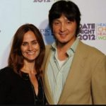 Diane and his husband Seung Yong Chung image.