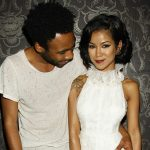 Donald and her ex-girlfriend Jhené Aiko