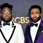 Donald and his brother Stephen Glover