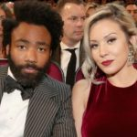 Donald and his wife Michelle White.