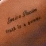 Donald's right hand tattoo