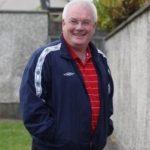 Eoin Mogan's father Jody Morgan