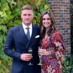 Jason Roy with wife Elle Winter Roy