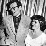 Jhon and his wife Mary Ford image.