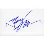 Jon Favreau signature image.
