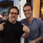 Jon and his brother Andy Favreau.