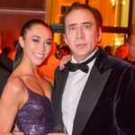 Nicolas Cage with ex-wife Erika Koike image