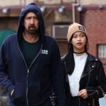 Nicolas Cage with girlfriend Riko Shibata