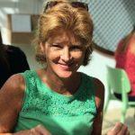 Sam Billings's mother Annie Billings