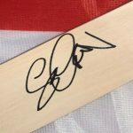 Sam Curran signature