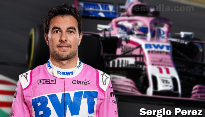 Sergio Perez featured image
