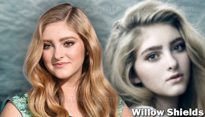Willow Shields fatured image