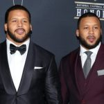 Aaron Donald and his brother Archie Donald Jr.