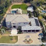 Aaron Donald's house