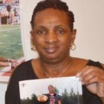 Alshon Jeffery mother Deloris Jeffery