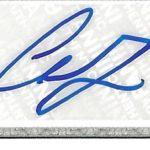 Alshon Jeffery signature