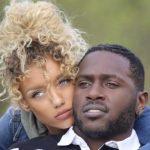 Antonio Brown and his ex-girlfriend Jena Frumes