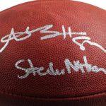Antonio Brown signature