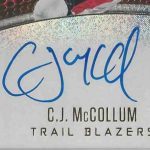 CJ McCollum signature