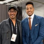 CJ McCollum with father Errick McCollum