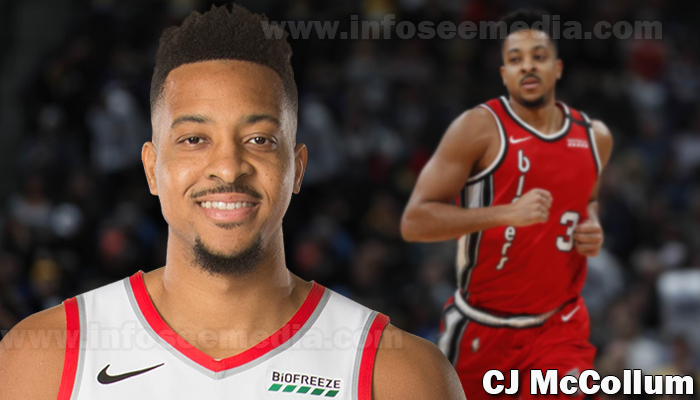 CJ McCollum featured image
