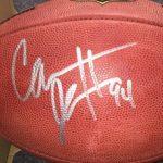 Cameron Jordan signature