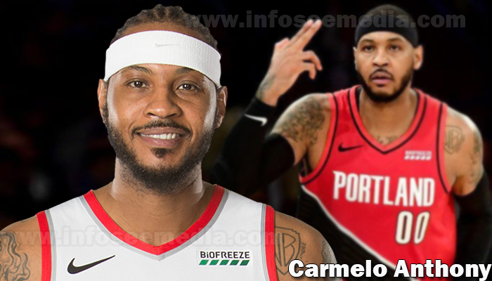 Carmelo Anthony featured image